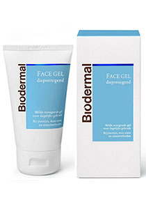 Biodermal Face Gel Diep Reiniging 100 Ml